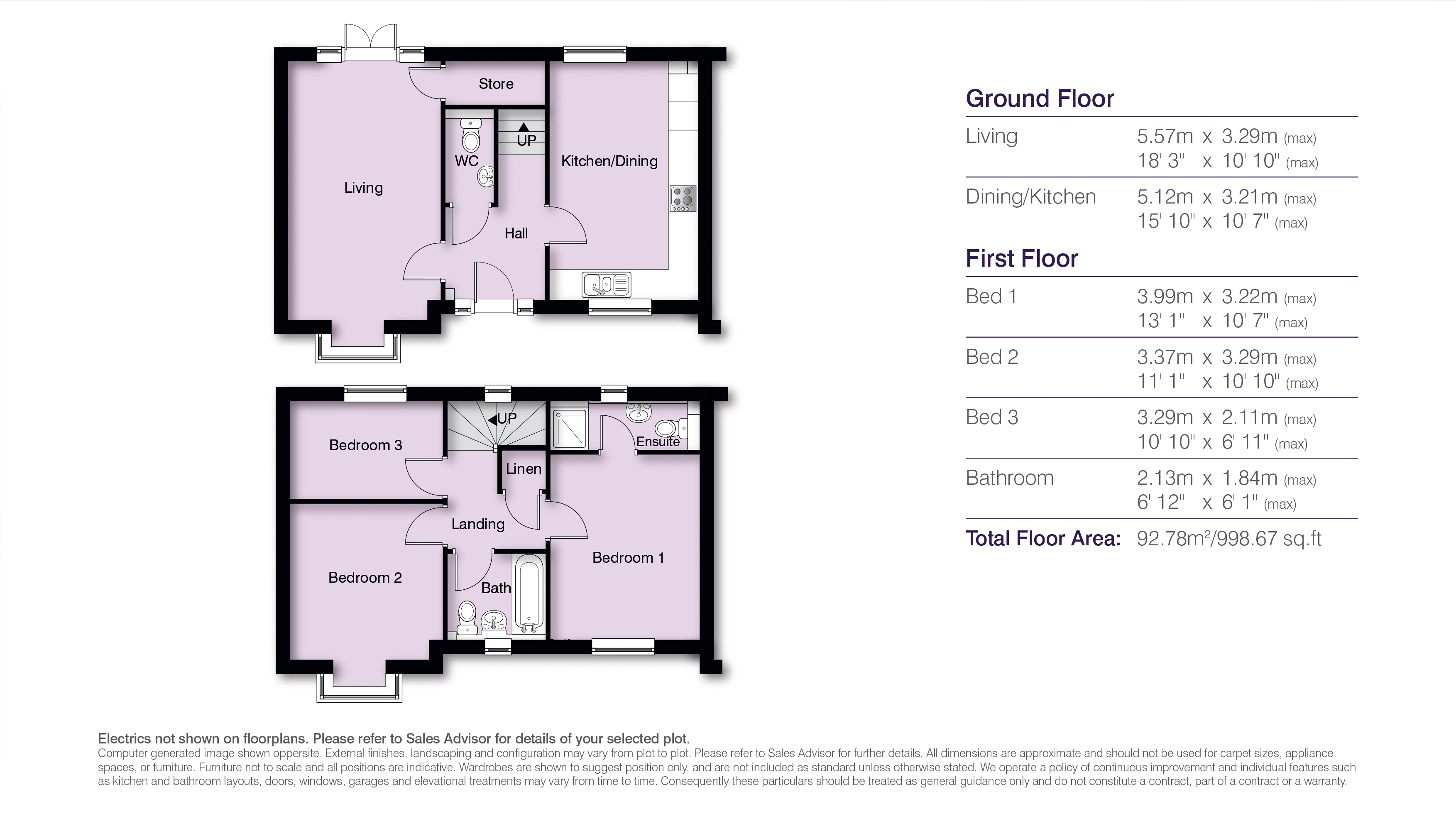 Ashley Floor Plans H Res