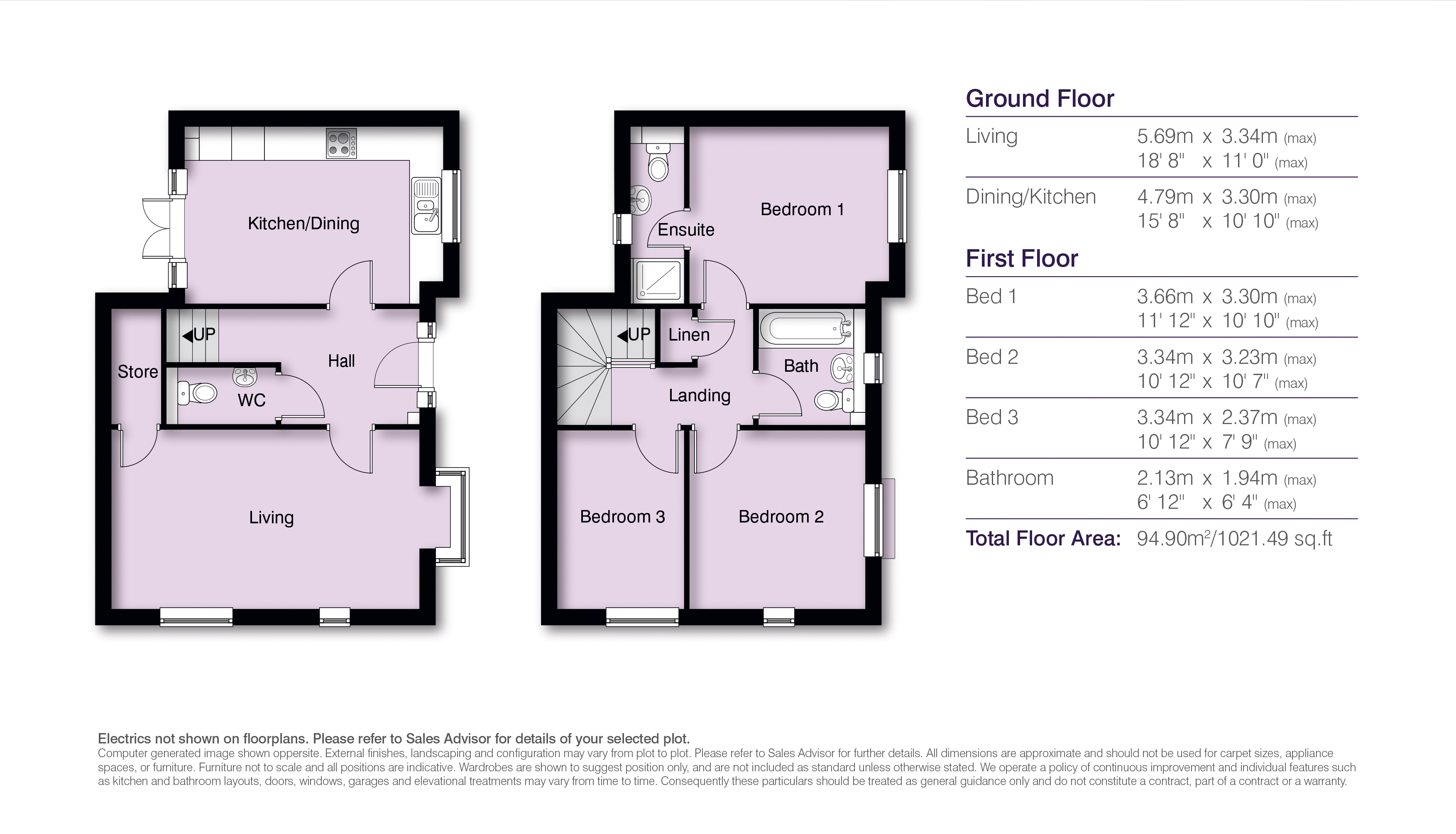 Richmond Floor Plans H Res