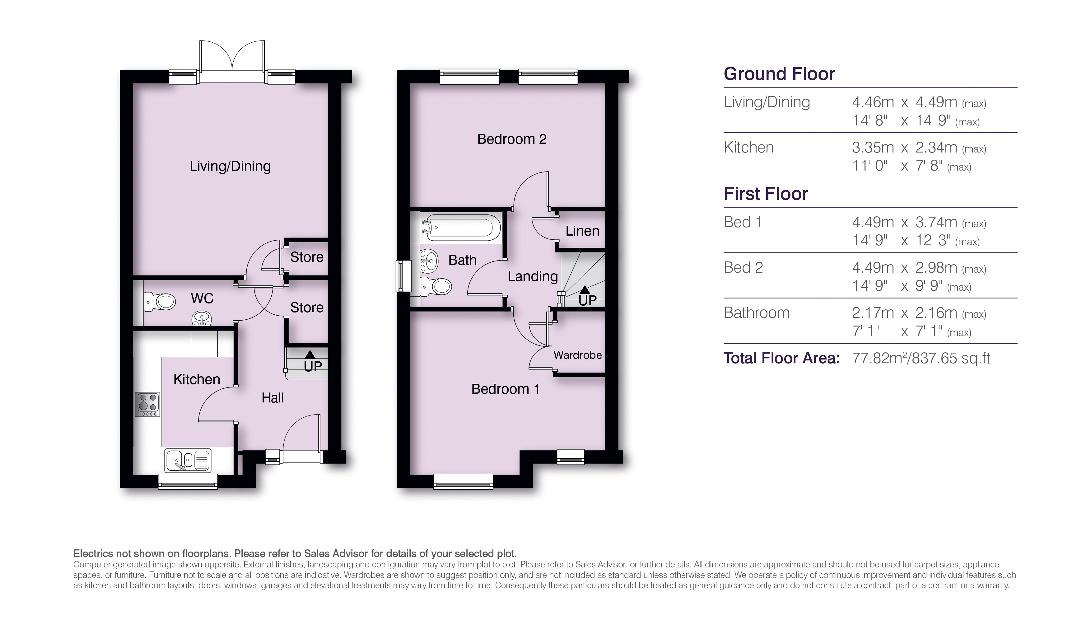 Salisbury Floor Plans H Res