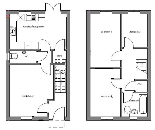 Belgrave 3b Floor Plan