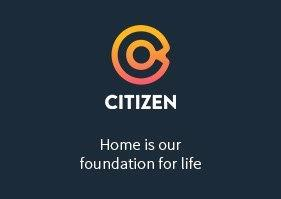 Citizen Logo & Slogan