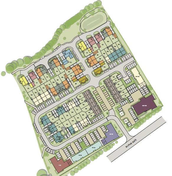Site Plot Plan