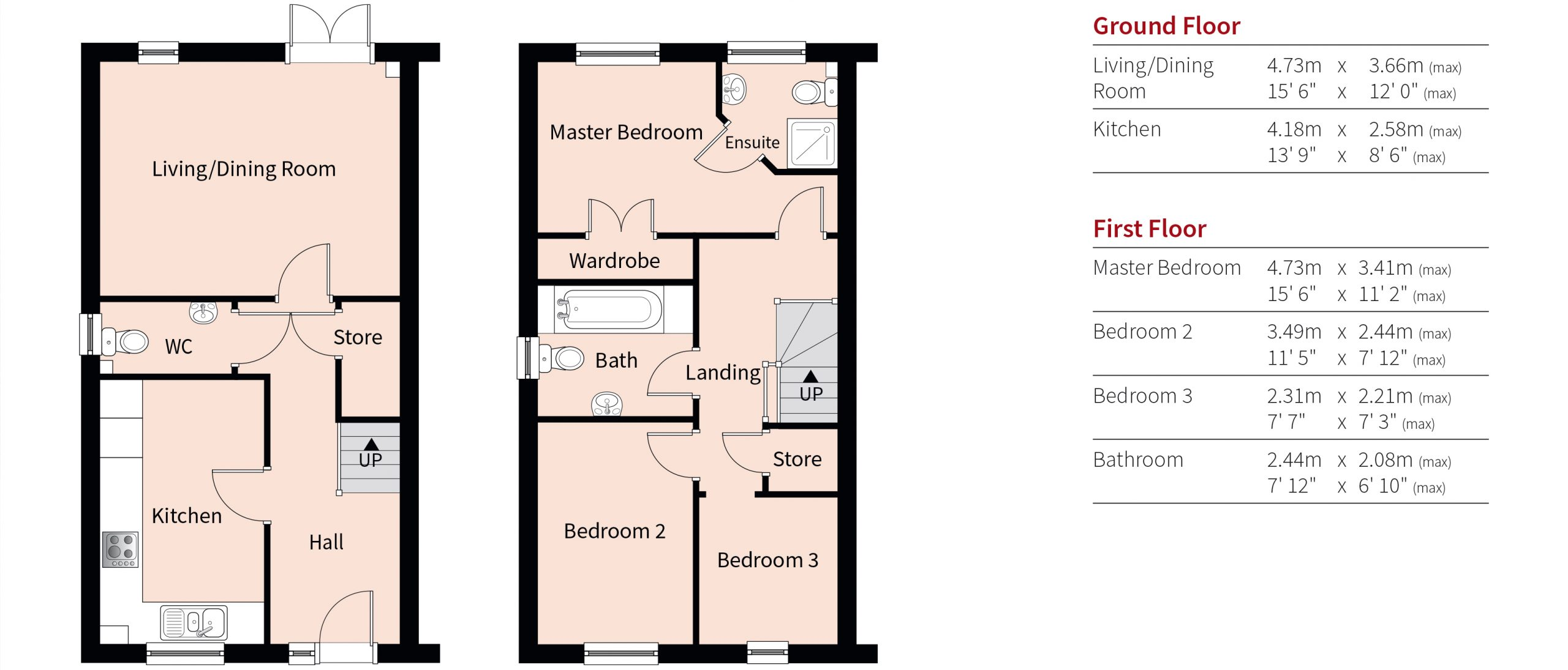 The Sherbrooke Floor Plan