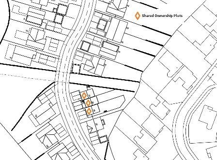 Birch Meadows Site Plan