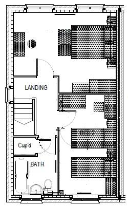 Norton Rise Plot 38 First Floor