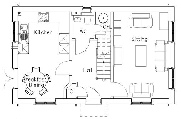 Hiswick Gf Plan