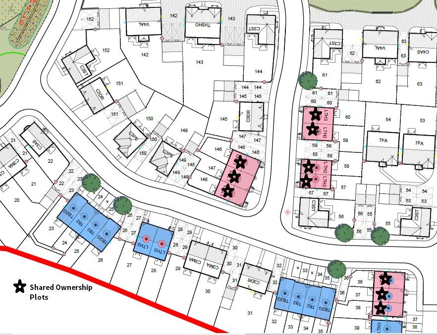 Site Plan Jan 2021