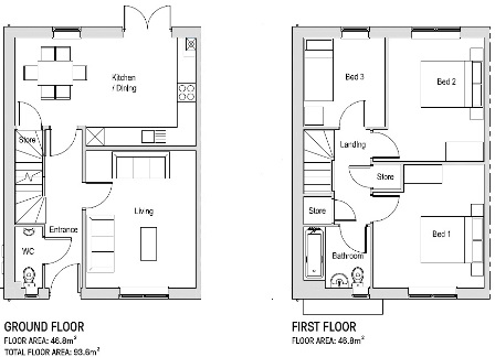 Asher Floor Plan
